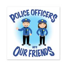Image result for police friends