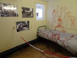 Image result for murdered in prison cell