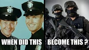 Image result for cops vs civilians